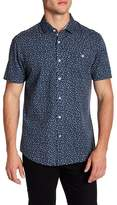 Report Collection Seagull Print Regular Fit Shirt