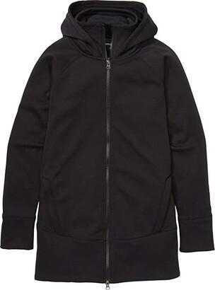 Marmot Rowan Full Zip Tunic (Black) Women's Clothing