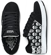 Vans® Widow Skull Skate Shoe