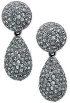 Nina Pavé Teardrop Earrings