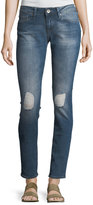 Mavi Jeans Serena Knee-Ripped Vintage Jeans