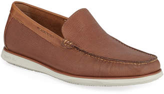 Kenneth Cole Men's Cyrus Embossed Slip-On Loafers