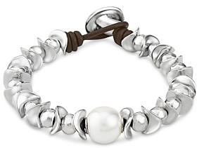 Uno de 50 The Dessert Pearl Bracelet