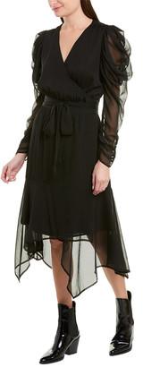 Walter Baker Maren Wrap Dress