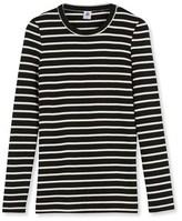 Petit Bateau Womens sailor striped long-sleeved tee