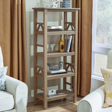 "Andover Mills Soule 54"" Etagere Bookcase"
