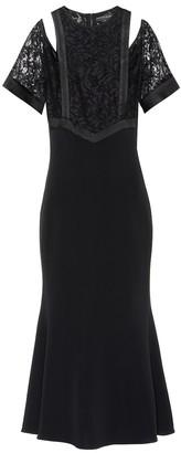 David Koma Cotton-blend dress