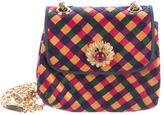 Bottega Veneta Intrecciato Satin Mini Bag
