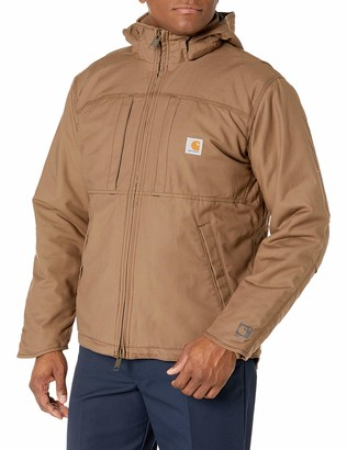 Carhartt Men's Quick Duck Full Swing Cryder Jacket Outerwear