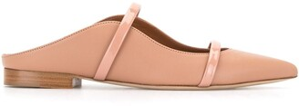 Malone Souliers Maureen strappy ballerinas
