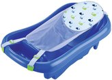 The First Years Infant to Toddler Tub with Sling - Blue
