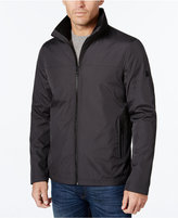 Calvin Klein Men's Lightweight Full-Zip Stand-Collar Jacket