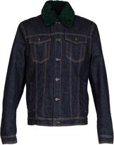 MSGM Denim outerwear