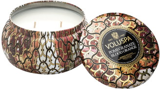 Voluspa Maison Noir Maison Metallo Two-Wick Candle