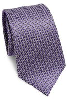 Ermenegildo Zegna Patterned Silk Tie