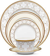 Noritake Trefolio Gold Dinnerware Collection