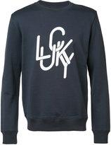 A.P.C. Lucky sweatshirt - men - Cotton - S