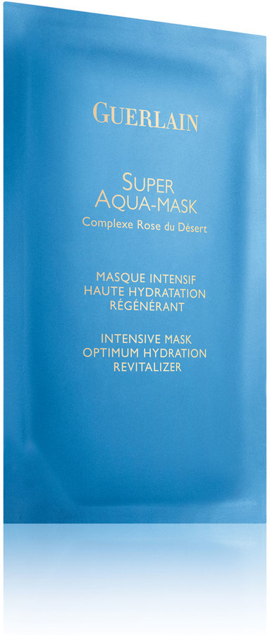 Guerlain Super Aqua Sheet Mask