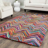 Bungalow Rose Anaheim Hand Tufted Multi-Colored Area Rug Rug