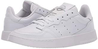 adidas Kids GS Supercourt (Big Kid) (Footwear White/Footwear White/Core Black) Boy's Shoes