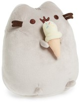 Gund Infant Pusheen Ice Cream Stuffed Animal