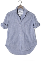 Frank And Eileen Womens Eileen Limited Edition Chambray Shirt