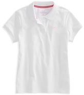 Vineyard Vines Girls' Polo Shirt - Little Kid