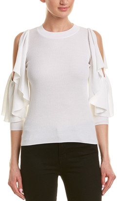 See by Chloe Cold-Shoulder Sweater