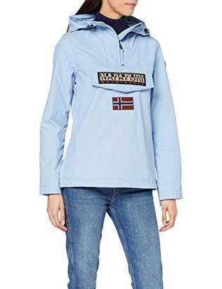 Napapijri Women's Rainforest W Sum 1 Dusk Light Blue Jacket, I67