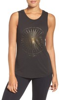 Spiritual Gangster Women's Supernova Light Tank