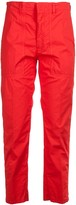 Dondup Cropped Classic Trousers