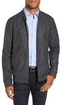 BOSS Men's Salea Slim Fit Bomber Jacket