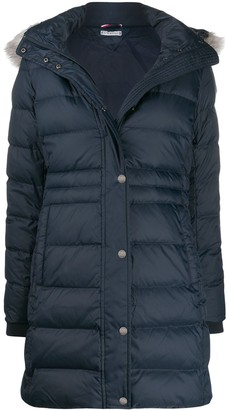 Tommy Hilfiger Padded Puffer Coat