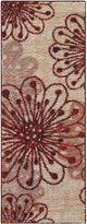 Asstd National Brand Bonibella Floral Runner Rug