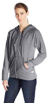 Calvin Klein Women's French Terry Hooded Jacket