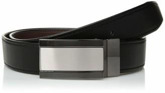 Van Heusen Men's Flex Reversible Plaque Dress Belt