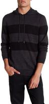 Calvin Klein Mouline Striped Hoodie Pullover