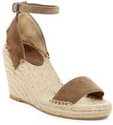 Frye Lila Espadrille Platform Wedge Sandal