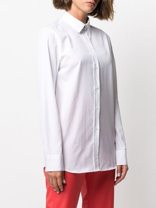 Paul Smith Cotton-Silk Blend Shirt