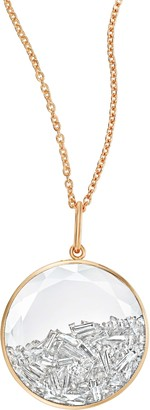 Moritz Glik Diamond Shaker Pendant Necklace