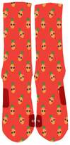 Funny Cute Custom Dri Fit Pineapple Elite Socks With Design