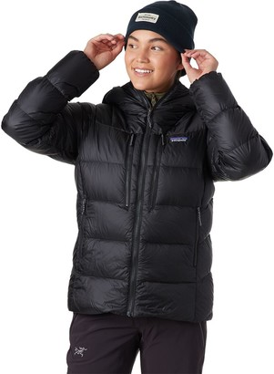 Patagonia Fitz Roy Down Hooded Jacket - Women's