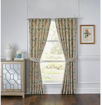 Waverly Artisanal Window Drapery Pair