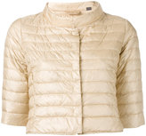 Duvetica cropped puffer jacket - women - Feather Down/Polyamide - 42