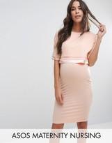 ASOS Maternity - Nursing ASOS Maternity NURSING Double Layer Dress