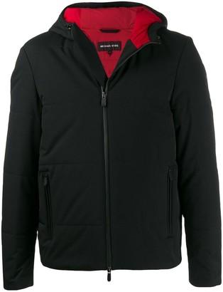 Michael Kors X TECH puffer jacket