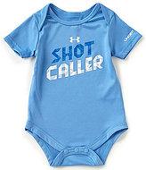 Under Armour Baby Boys Newborn-12 Months Shot Caller Bodysuit