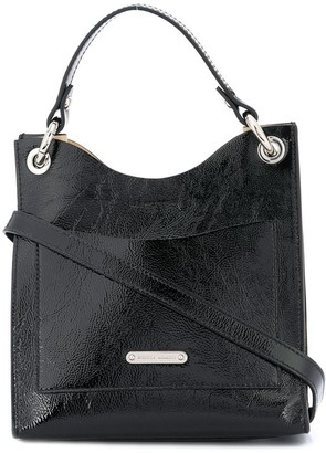 Rebecca Minkoff Textured Leather Tote Bag