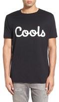 Barney Cools 'Cools' Graphic Crewneck T-Shirt