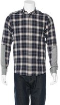 IRO Cruz Plaid Flannel Shirt